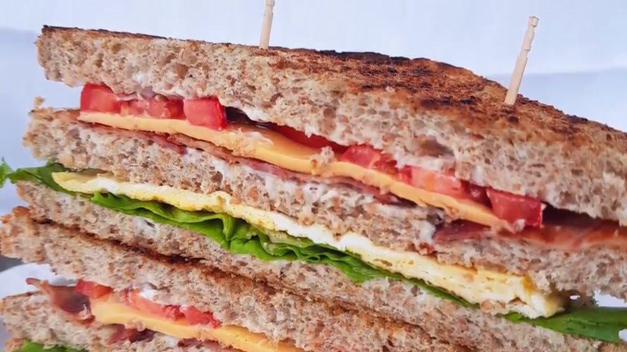 Easy Club Sandwich