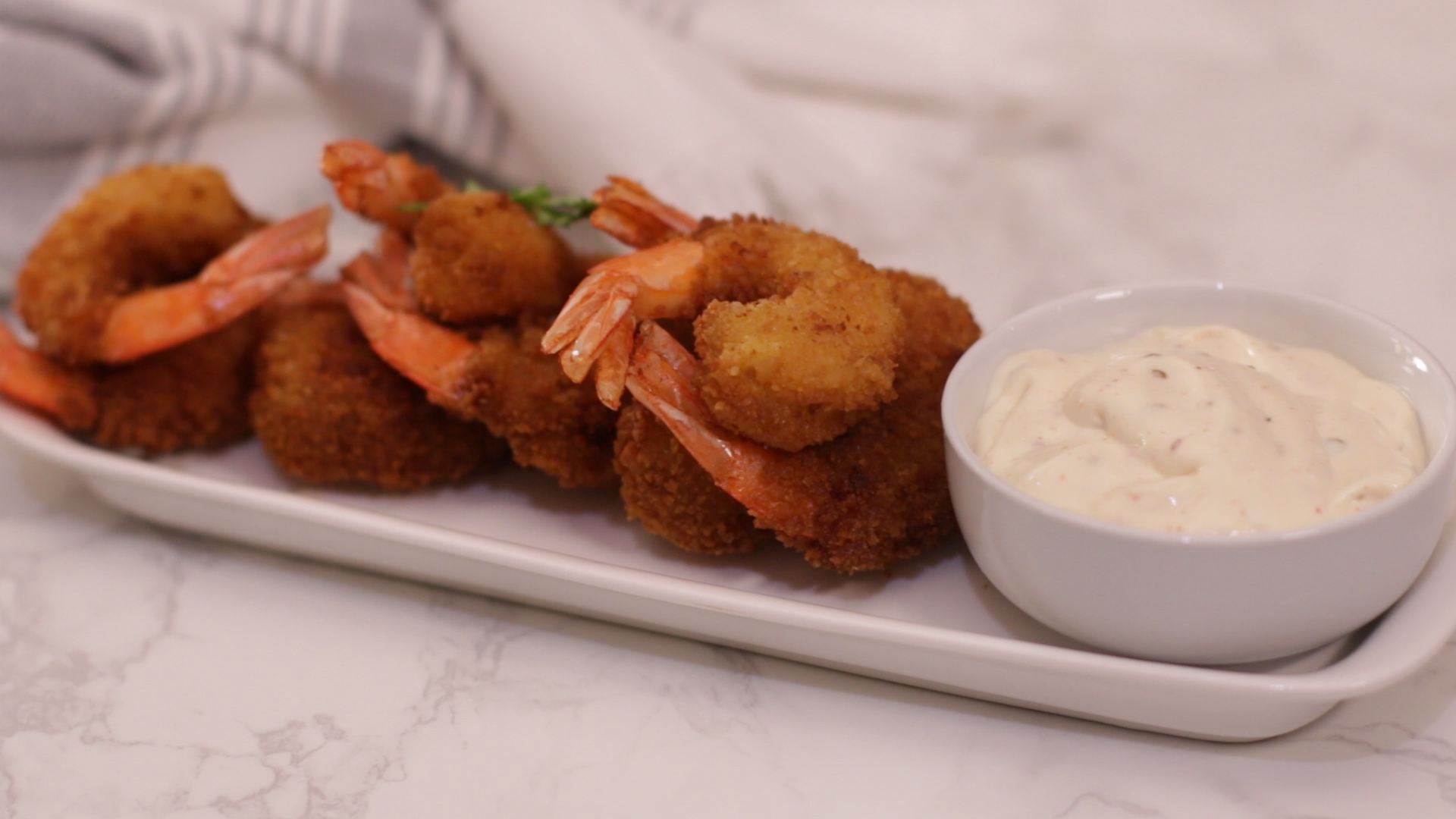 Breaded Shrimps