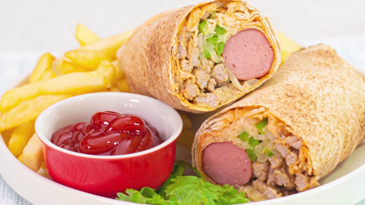 How To Make Nigerian Beef Shawarma
