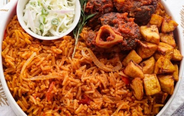 Nigerian Party Jollof Rice (The Perfect Jollof Rice)