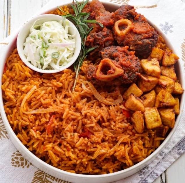 Nigerian Party Jollof Rice (The Perfect Jollof Rice)